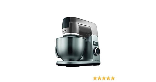 Grundig KMP8650S - Robot de cocina, 1000 W, recipiente para ...