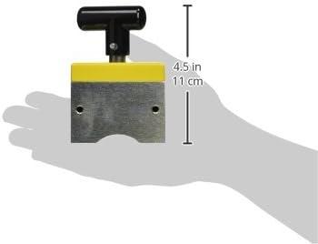 Magswitch MagSquare 600 Contrepoids aimant/é carr/é /à interrupteur On//Off Capacit/é 268/kg