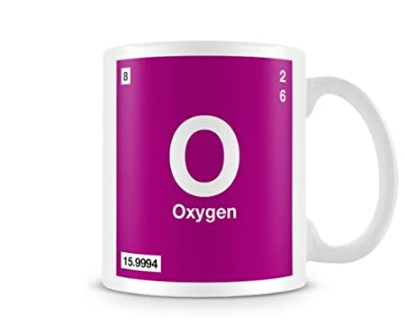 Periodic table of elements 08 0 oxygen symbol mug amazon periodic table of elements 08 0 oxygen symbol mug urtaz Image collections