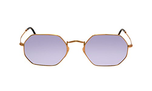 I-SEA JONES HEXAGON SUNGLASS (GOLD, - Jones Sunglasses
