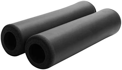 TwoCC 1 par de empuñaduras antideslizantes de silicona para ...