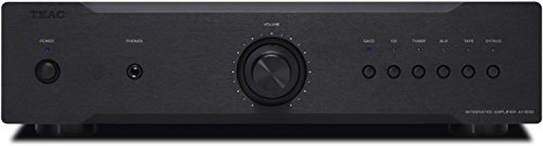 TEAC AI-1000 85 Watts/Channel @ 8 ohms Stereo Integrated Amplifier, Black