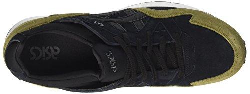 Asics Black Black V Lyte para Gel Zapatillas Hombre Negro prRwpq1