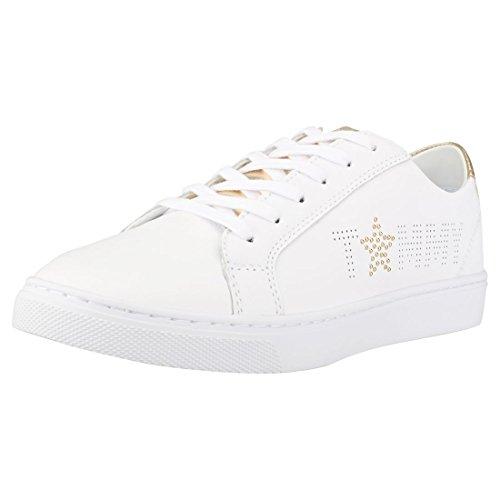 Tommy Hilfiger Star Sneaker Metallic Baskets Femmes rr8qwd