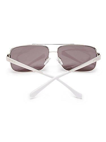 Men's Sunglasses Navigator Guess Silver Jake Hq6nwUxndt