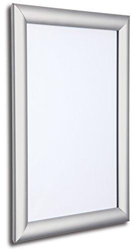 Aluminium BLUE A4 A3 A2 A1 A0 Mitred Snap Frames Wall Posters Holder ...