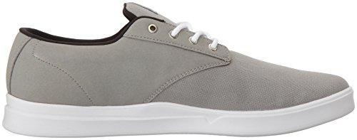 Etnies Men's Jameson Shoe Black Sc Skate Grey White rrpxUHqwd