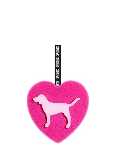 - Victoria's Secret PINK Sponge Loofah Heart