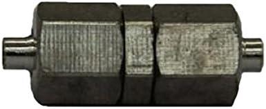 全7サイズ クイックリ リースエアラインホース カップリング 継手コネクタ - #1 4mm