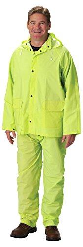 Falcon 201-355S Premium Rainsuit (Pack of 3)
