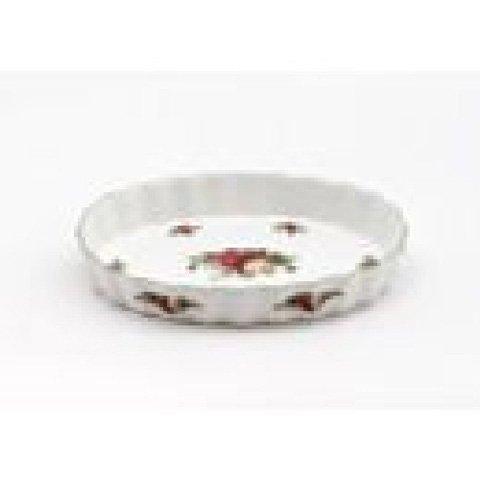 Royal Doulton ROYAL ALBERT GIFTWARE OLD COUNTRY ROSES: Small Oval Baker, 9x6 ()
