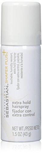 Sebastian Shaper Plus Hairspray, 1.5 oz, 3 Count