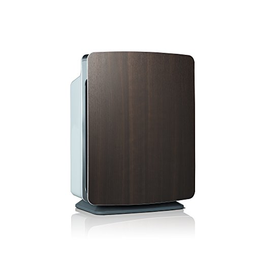 Alen FIT50 Customizable Air Purifier with HEPA Filter to Remove Allergies & Everyday Odors, 900 Sq. Ft., in Espresso by Alen