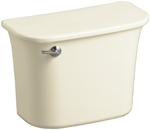 Sterling 402091-96 Stinson Toilet Tank, Biscuit