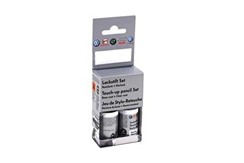 AUDI Genuine Touch-Up Paint Reflex Silver Metallic LA7W/8E/A7W