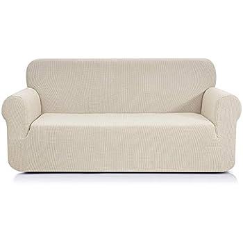 Amazon.com: Rayzon - Funda para sofá (tejido jacquard ...
