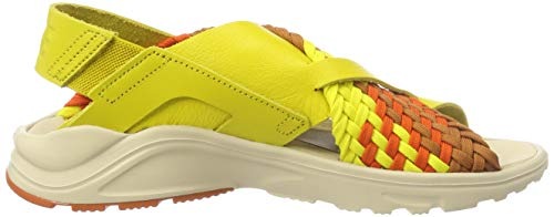 Monarch Air Bright 001 Femme Orange Sandales Campfire Ultra Ouvert Huarache Citron Nike Multicolore Bout aFqvvw