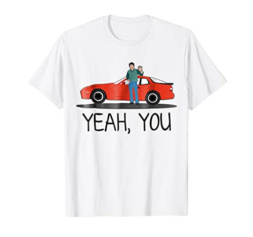Yeah-You-Sixteen-T-Shirt---Funny-Candles- t-shirt