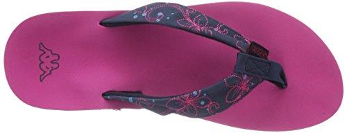 Kappa Sandals Pink Flop Women Halulu Flip gwYZrgq