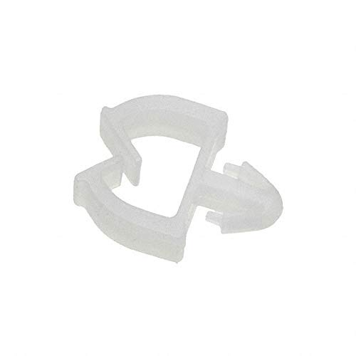 MINIATURE CABLE HOLDER, SNAP-IN (Pack of 10)