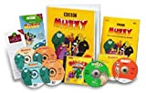 BBC Language Course for Kids - Muzzy Italian - Level 1 DVD Set