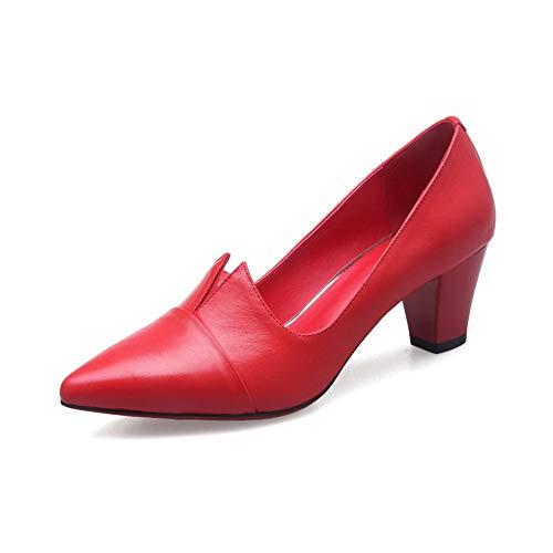 Balamasa Apl11241 36 Rouge Compensées Red Sandales Femme f4cwgaqf