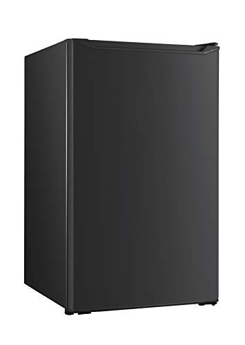 Farberware FCR44SCSBSA 4.4-Cu. Ft. Compact Fridge, Black Stainless Steel