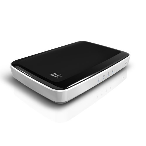 WD My Net N750 HD Dual Band Router Wireless N WiFi Router Accelerate HD by Western Digital