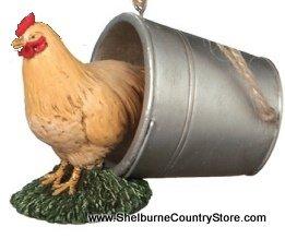 Farm Animal Scene Ornament -