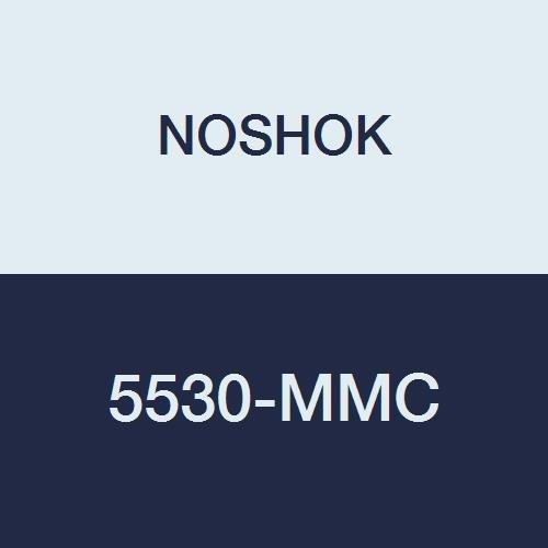 6000 psi Pressure Range 1//2 NPT Flange NOSHOK 5530 Series Zinc-Nickel Plated Carbon Steel 5-Valve Natural Gas Soft Seat//Tip Manifold