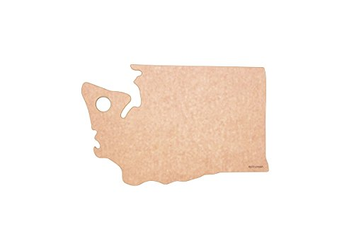Epicurean State of Washington Cutting and Serving Board, 14.