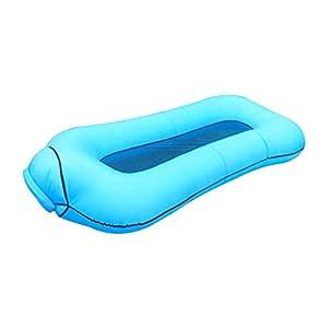 Lancei Flotador -OD natación Inflable del Aqua Tumbona ...