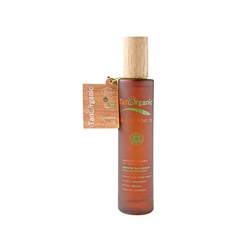 TanOrganic Self-Tan Face & Body Oil - (Pack of 6)