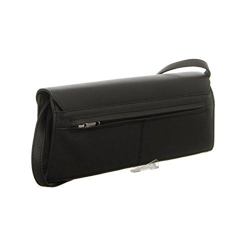 Voi femme 20719 pour Leather Sz Pochette Noir Design gUp6gwqr