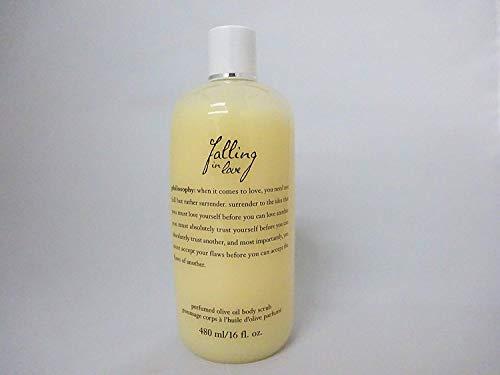 Philosophy Falling in Love Perfumed Olive Oil Body Scrub – 16 Oz.