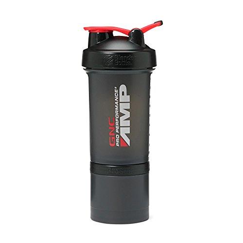 gnc protein bottle - 1