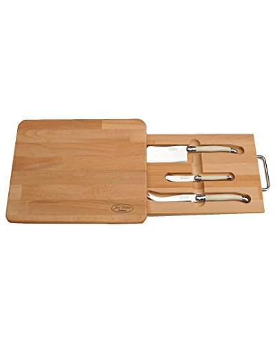 Jean Dubost Laguiole 4Pc Cheese Serving ()