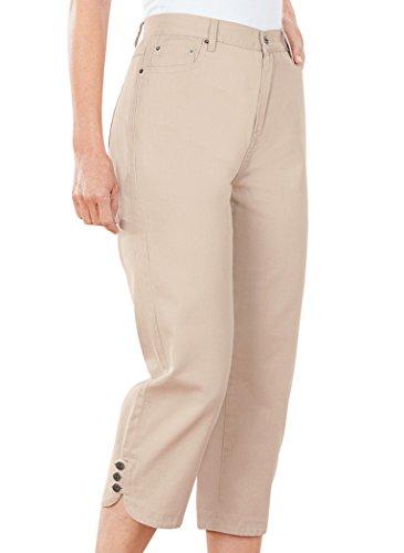 Misses Khaki Pants - 7