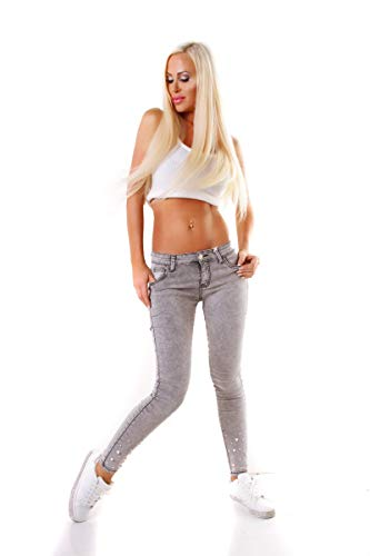 OSAB Gris Fashion OSAB Jeans Fashion Femme xqd0XwqY