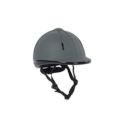 Dublin Opal Helmet Adults, SEI Certified Horseback Riding Head Gear, for Equestrian Schooling: Sports & Outdoors [5Bkhe0914019]