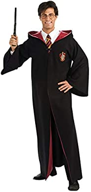 Harry Potter Deluxe Harry Potter Robe Adult Costume
