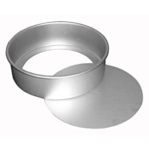 Removable Bottom Cake Pans
