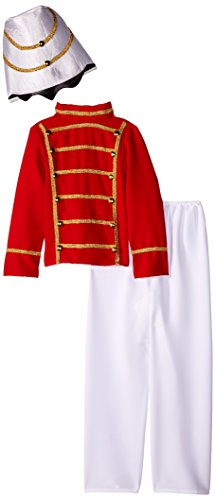 Rubie's Costume Co Wooden Soldier Costume, (Halloween Costume Ideas Gold Pants)