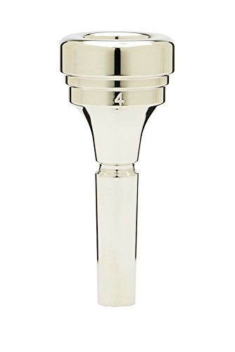 Denis Wick DW5883-4 Silver-Plated Tenor Horn (Tenor Horn)