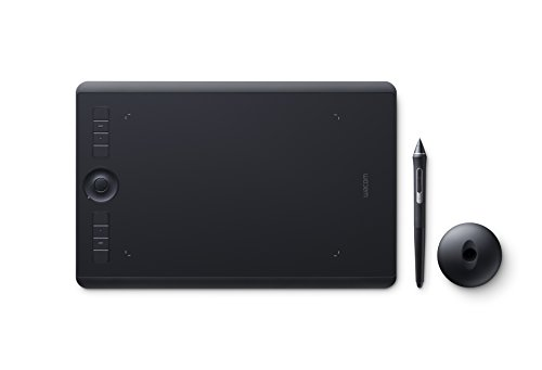 Wacom Intuos Pro Pen Tablet (Size: M) | Medium Professional Graphic Tablet...