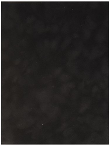 Sew Easy Industries 12-Sheet Velvet Paper, 8.5 by 11-Inch, Midnight by Sew Easy Industries