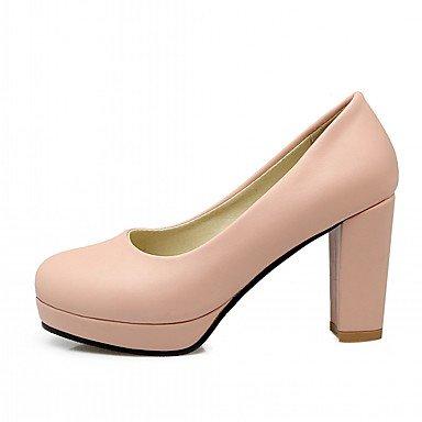 pwne Las Mujeres Sandalias De Verano Caen Club Zapatos Zapatos Formales Comfort Novedad Oficina Exterior De Piel Sintética Pu &Amp; Carrera Parte &Amp; Casual Vestido De Noche US5 / EU35 / UK3 / CN34