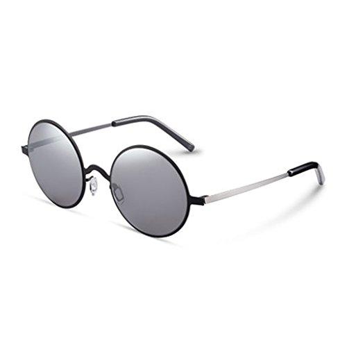 soleil ultraléger conduite de de métal Lunettes soleil Hommes lunettes soleil carrées de de de soleil rond A en Lunettes Lunettes lunettes soleil rétro visage lunettes cadre SgwqdxwH
