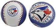 Toronto Blue Jays Double Play Soft Core 2 Pack Set Baseballs