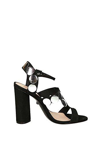 S204350014 Black Schutz Tacco Scarpe Noir Pe18 10 Donna 8wwn6C